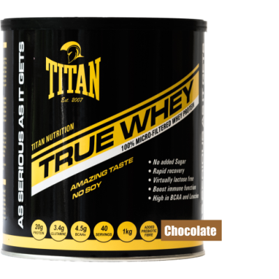 True Whey - Chocolate
