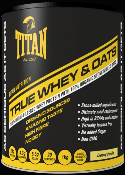 True whey oats