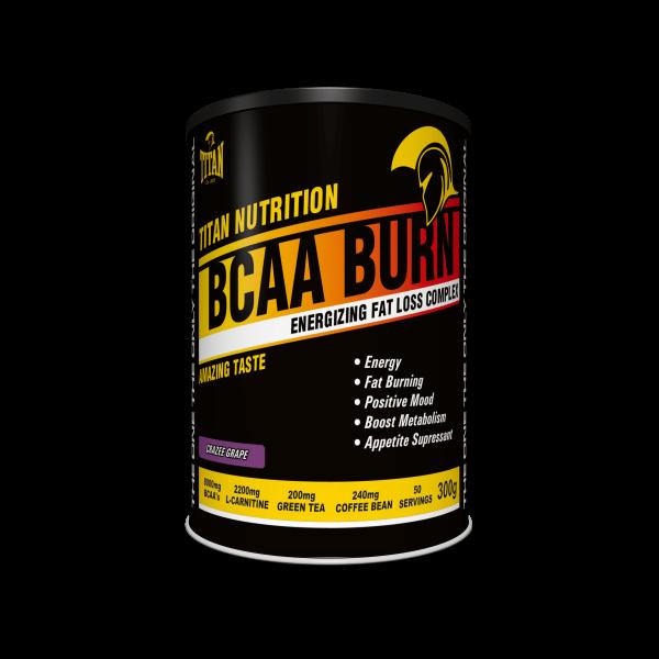 BCAA burn