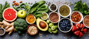 Plant based food and health