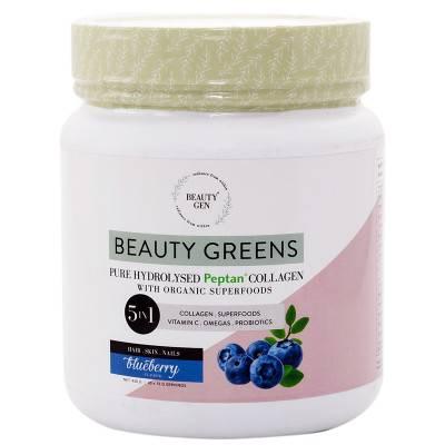 Beauty greens